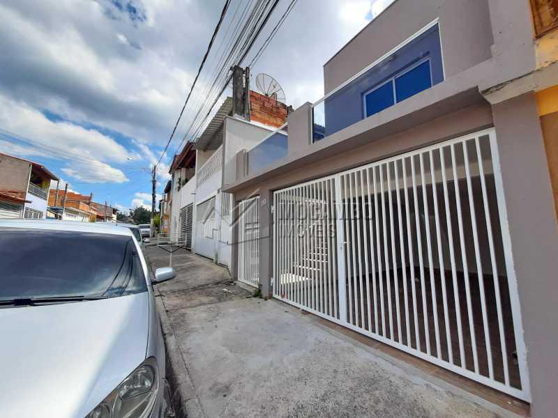 Frente - Casa 3 quartos à venda Itatiba,SP - R$ 275.000 - FCCA31478 - 19