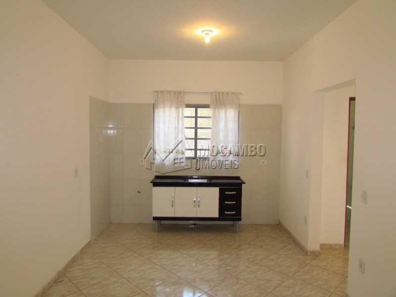 Cozinha - Apartamento 1 Quarto Para Alugar Itatiba,SP - R$ 800 - FCAP10026 - 6