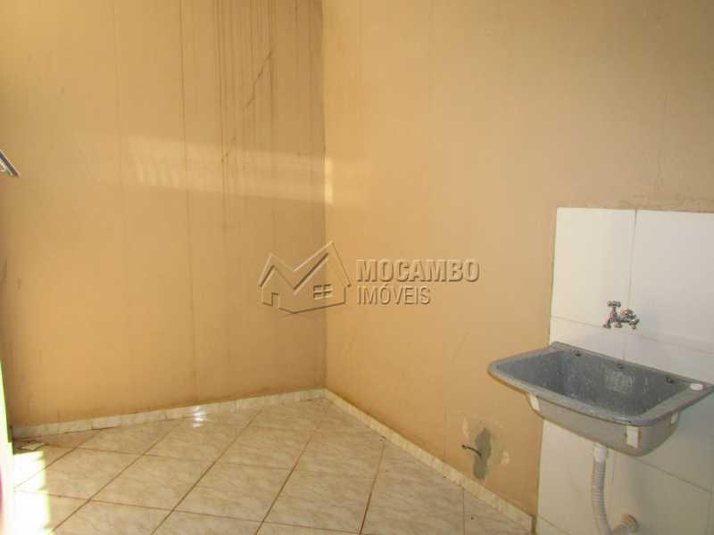 Área de Serviço  - Apartamento 1 Quarto Para Alugar Itatiba,SP - R$ 800 - FCAP10026 - 8