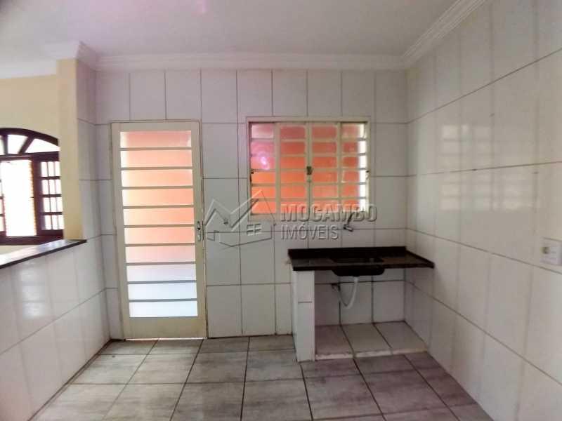 Cozinha - Casa Para Alugar - Itatiba - SP - Jardim México - FCCA20567 - 8