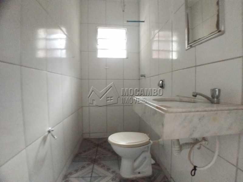 Banheiro Social - Casa Para Alugar - Itatiba - SP - Jardim México - FCCA20567 - 13