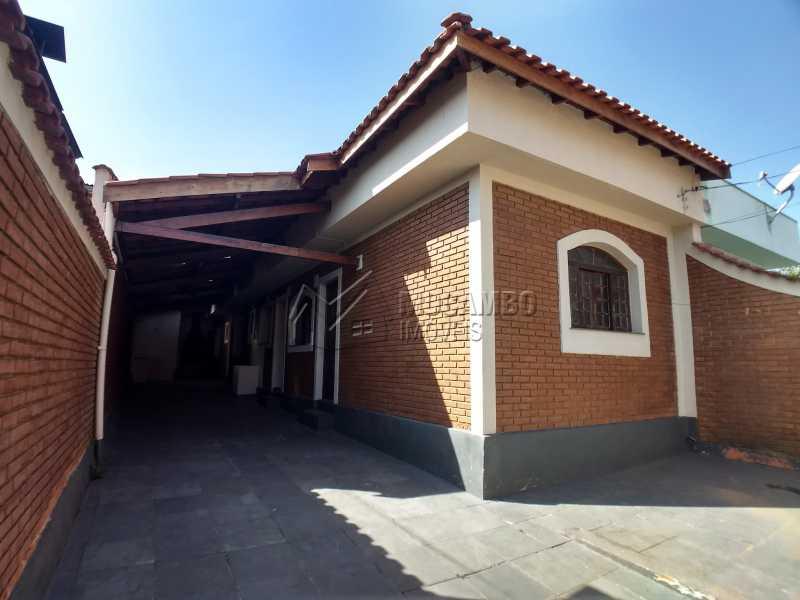 Área Externa - Casa Para Alugar - Itatiba - SP - Jardim México - FCCA20567 - 1