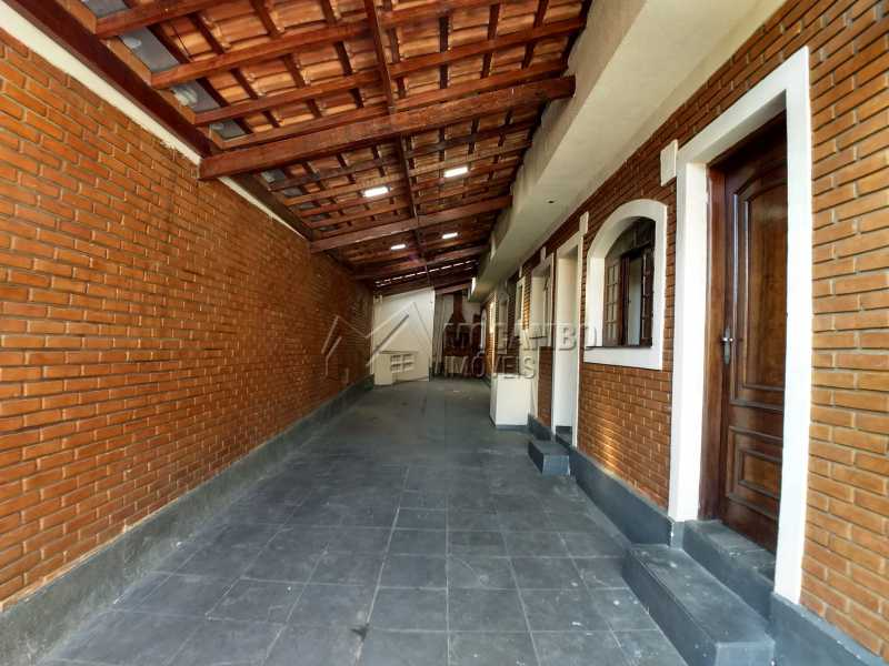 Área Externa - Casa Para Alugar - Itatiba - SP - Jardim México - FCCA20567 - 3