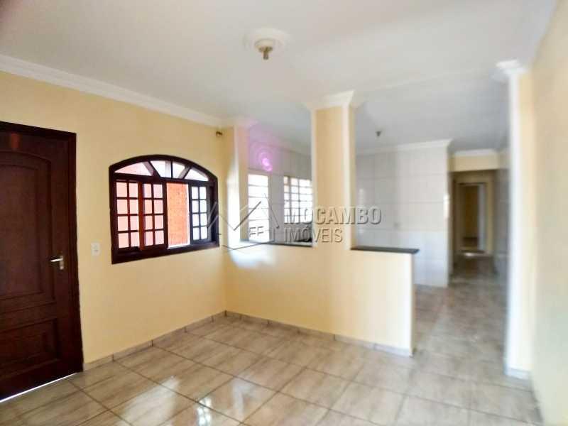 Sala - Casa Para Alugar - Itatiba - SP - Jardim México - FCCA20567 - 5