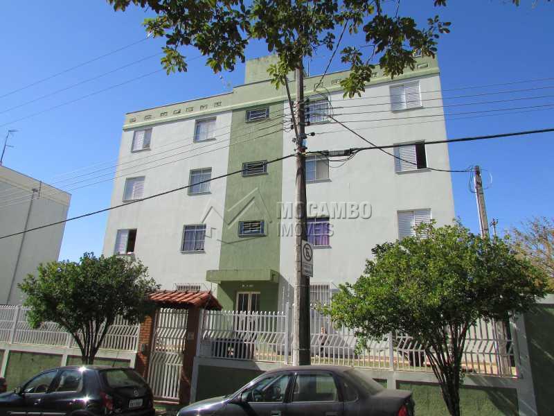 Fachada - Apartamento À Venda - Itatiba - SP - Núcleo Residencial João Corradini - FCAP20322 - 1