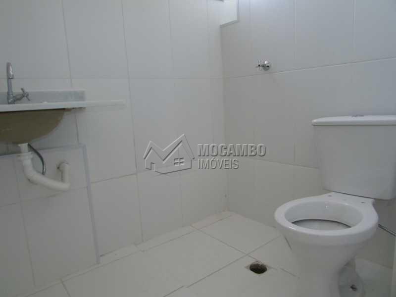 Banheiro Social - Apartamento À Venda no Condomínio Edifício Bella Morada - Loteamento Santo Antônio - Itatiba - SP - FCAP20324 - 8