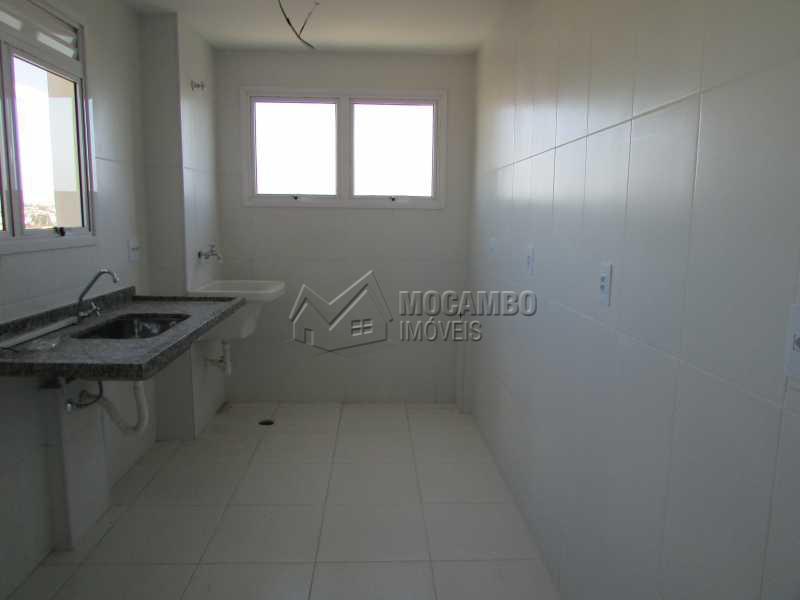 Cozinha - Apartamento À Venda no Condomínio Edifício Bella Morada - Loteamento Santo Antônio - Itatiba - SP - FCAP20324 - 11