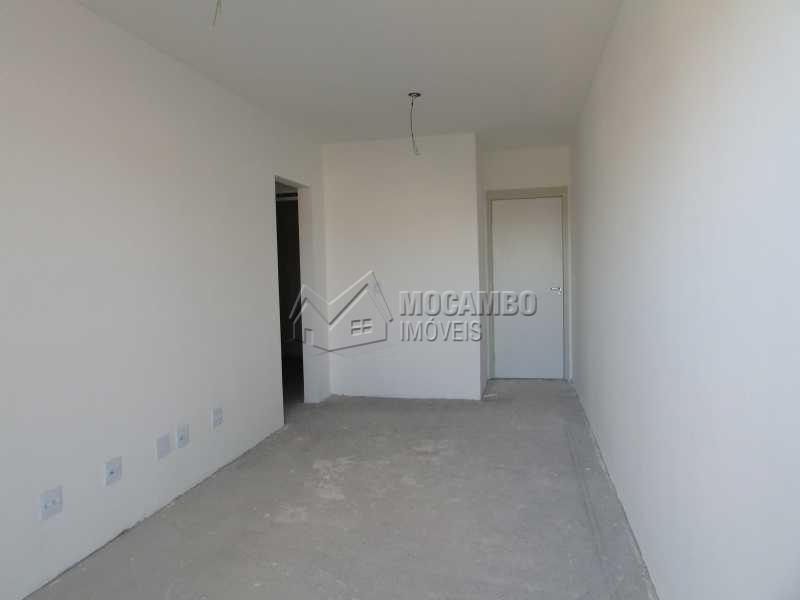 Sala - Apartamento À Venda no Condomínio Edifício Bella Morada - Loteamento Santo Antônio - Itatiba - SP - FCAP20324 - 12