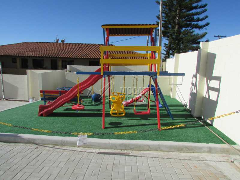 playground  - Apartamento À Venda no Condomínio Edifício Bella Morada - Loteamento Santo Antônio - Itatiba - SP - FCAP20324 - 13