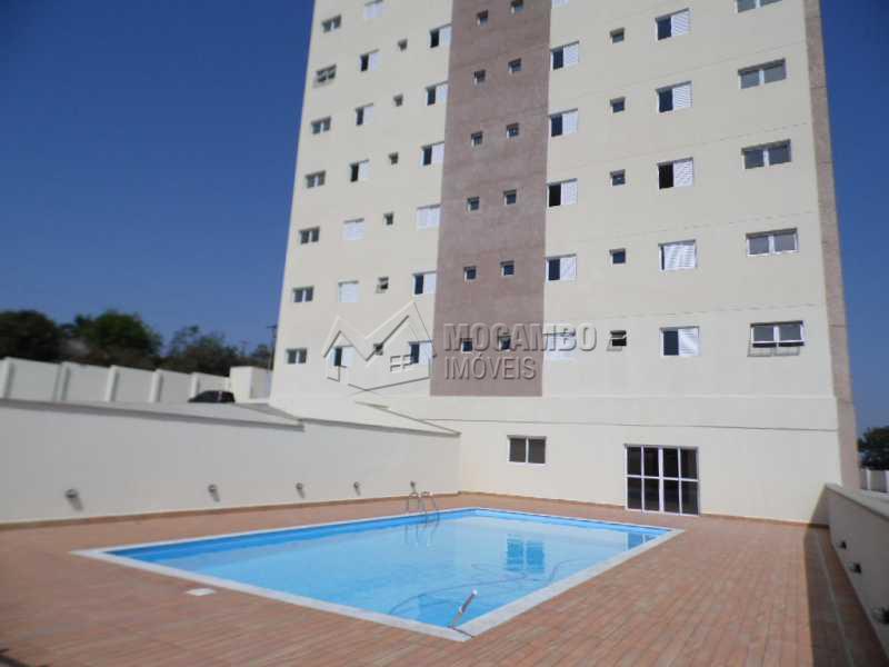 Piscina 4 - Apartamento À Venda no Condomínio Edifício Bella Morada - Loteamento Santo Antônio - Itatiba - SP - FCAP20324 - 16