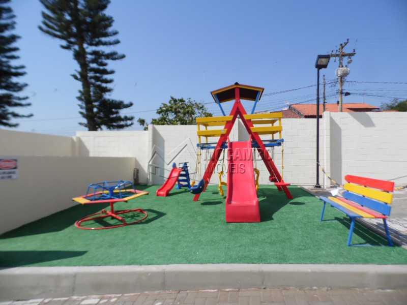 Play Ground - Apartamento À Venda no Condomínio Edifício Bella Morada - Loteamento Santo Antônio - Itatiba - SP - FCAP20324 - 17