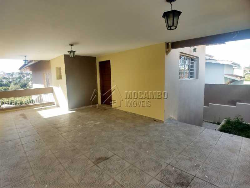 Área Interna - Casa 3 quartos à venda Itatiba,SP - R$ 450.000 - FCCA30708 - 1