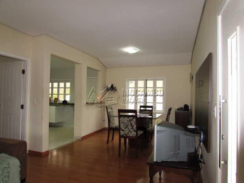 Sala - Casa em Condomínio 3 quartos à venda Itatiba,SP - R$ 600.000 - FCCN30165 - 12