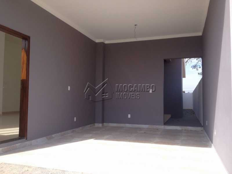02 Vagas Cobertas - Casa em Condominio À Venda - Itatiba - SP - Residencial Fazenda Serrinha - FCCN30169 - 16