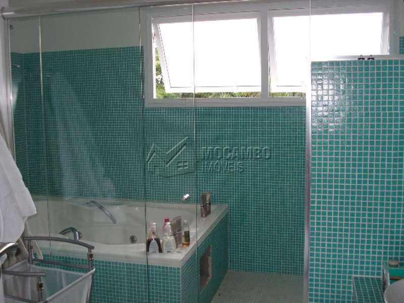 Suíte - Casa em Condominio À Venda - Itatiba - SP - Sítio da Moenda - FCCN100001 - 5