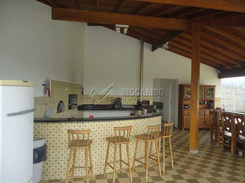 ESPAÇO GOURMET - Casa em Condominio À Venda - Itatiba - SP - Sítio da Moenda - FCCN100001 - 6