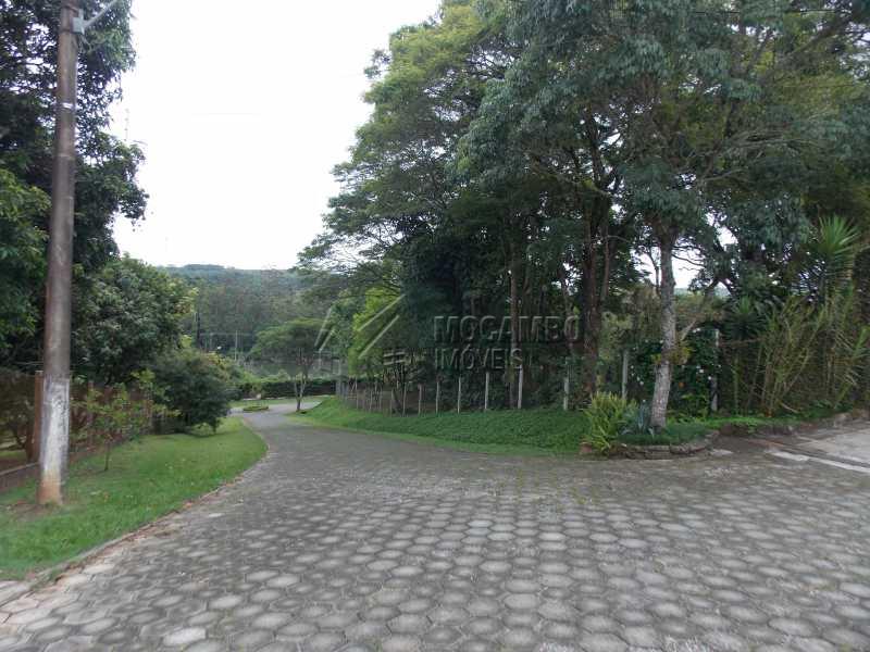 Acesso ao Imóvel - Casa em Condominio À Venda - Itatiba - SP - Sítio da Moenda - FCCN100001 - 13