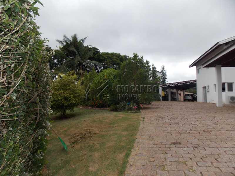 Garagem - Casa em Condominio À Venda - Itatiba - SP - Sítio da Moenda - FCCN100001 - 18