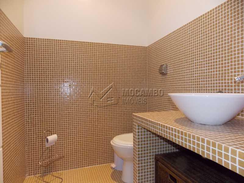 Lavabo - Casa em Condominio À Venda - Itatiba - SP - Sítio da Moenda - FCCN100001 - 19