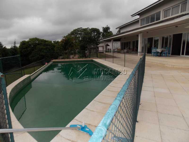 Piscina - Casa em Condominio À Venda - Itatiba - SP - Sítio da Moenda - FCCN100001 - 20
