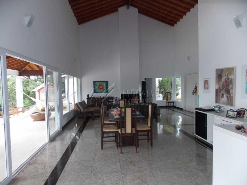 Sala - Casa em Condominio À Venda - Itatiba - SP - Sítio da Moenda - FCCN100001 - 25