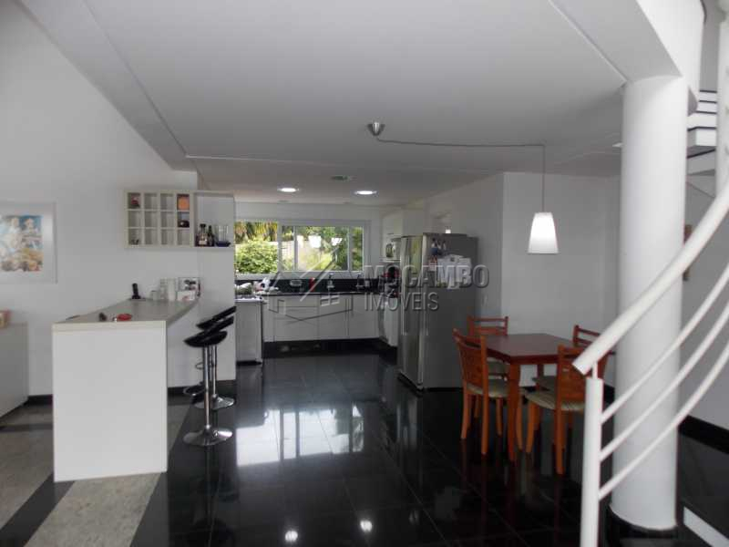 Cozinha - Casa em Condominio À Venda - Itatiba - SP - Sítio da Moenda - FCCN100001 - 28