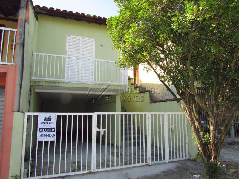Fachada - Casa 2 quartos para alugar Itatiba,SP - R$ 900 - FCCA20583 - 1