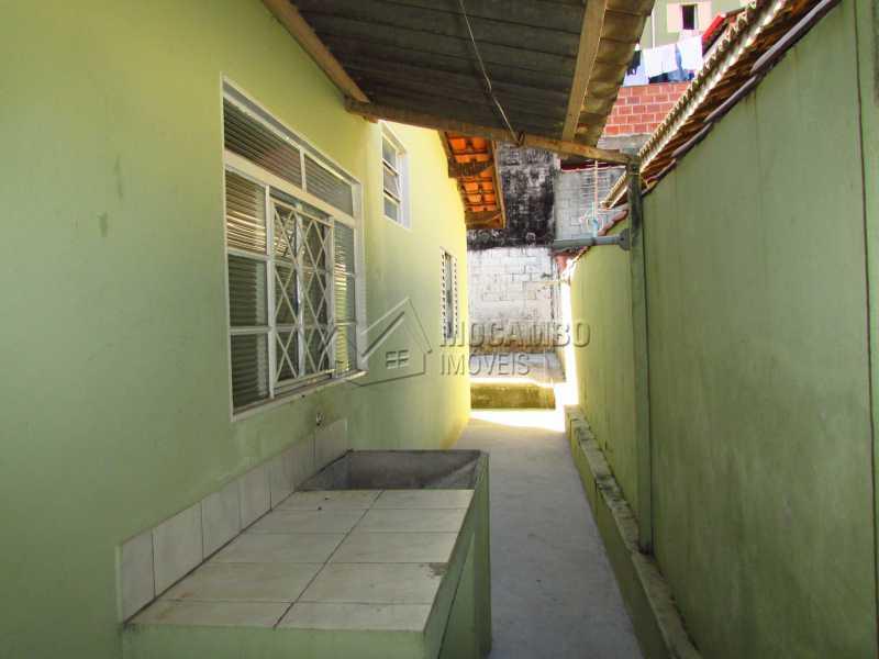 Área de Serviço  - Casa 2 quartos para alugar Itatiba,SP - R$ 900 - FCCA20583 - 12