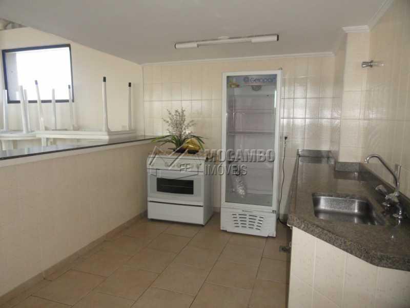 Salão de Festas - Apartamento 3 quartos para alugar Itatiba,SP - R$ 2.500 - FCAP30306 - 24