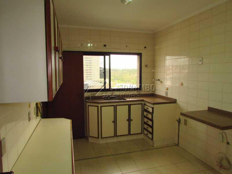 Cozinha  - Apartamento 3 quartos para alugar Itatiba,SP - R$ 2.500 - FCAP30306 - 14