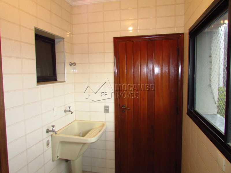 Área de Serviço  - Apartamento 3 quartos para alugar Itatiba,SP - R$ 2.500 - FCAP30306 - 21