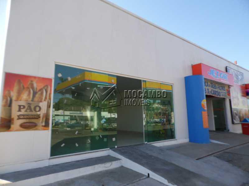Fachada - Ponto comercial 85m² para alugar Itatiba,SP - R$ 2.190 - FCPC00039 - 1