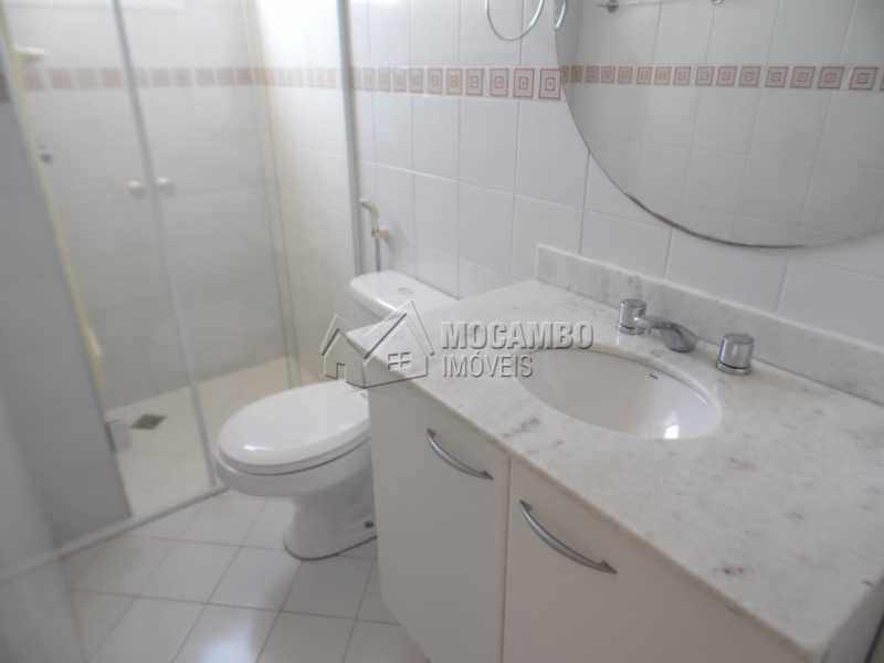 w.c. social - Apartamento 2 quartos para alugar Itatiba,SP - R$ 1.300 - FCAP20331 - 7