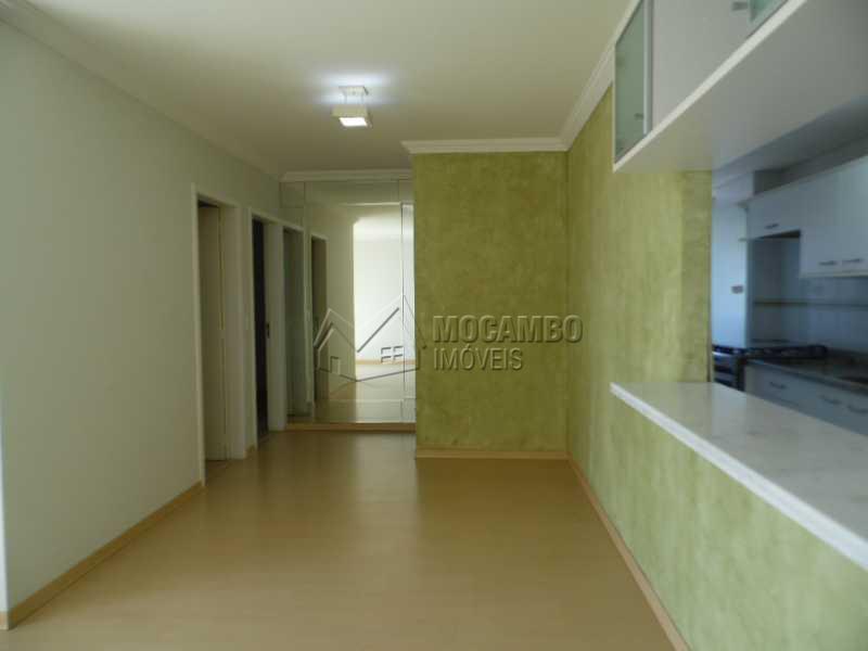 sala dois ambientes - Apartamento 2 quartos para alugar Itatiba,SP - R$ 1.300 - FCAP20331 - 14