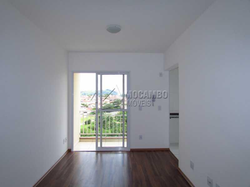 Sala - Apartamento 2 Quartos À Venda Itatiba,SP - R$ 285.000 - FCAP20333 - 1