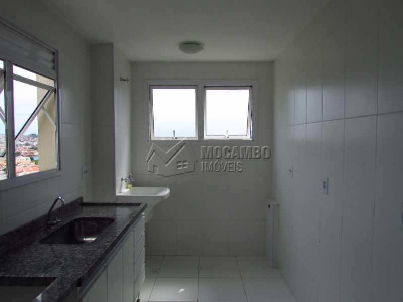 Cozinha - Apartamento 2 Quartos À Venda Itatiba,SP - R$ 285.000 - FCAP20333 - 8