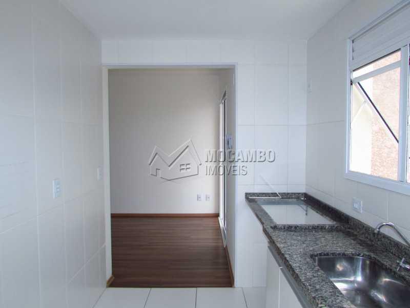 Cozinha - Apartamento 2 Quartos À Venda Itatiba,SP - R$ 285.000 - FCAP20333 - 9
