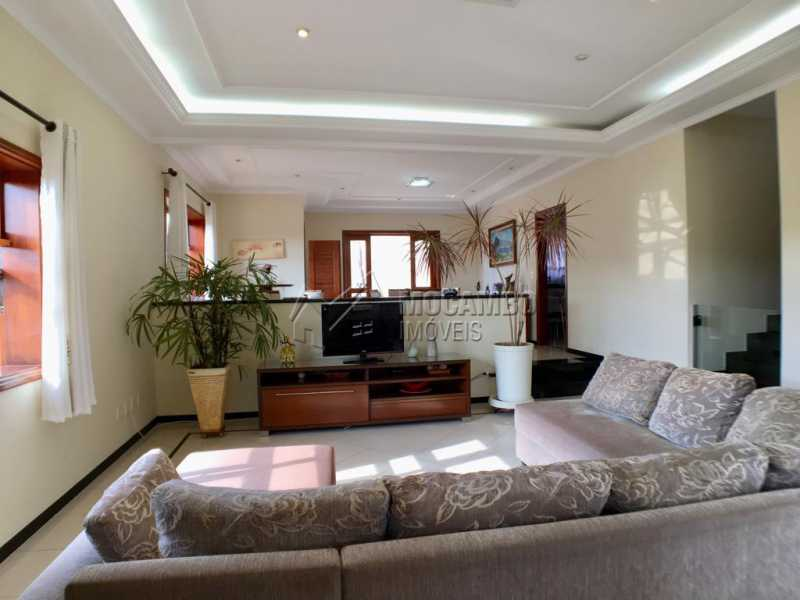 Sala de tv - Casa 4 quartos à venda Itatiba,SP - R$ 659.000 - FCCA40117 - 3