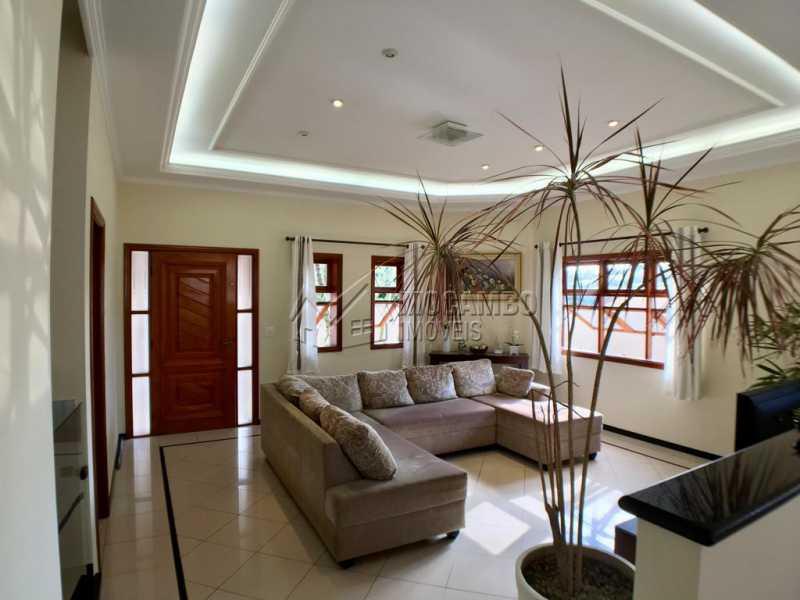 Sala de tv - Casa 4 quartos à venda Itatiba,SP - R$ 659.000 - FCCA40117 - 1