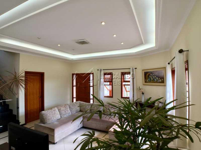 Sala de tv - Casa 4 quartos à venda Itatiba,SP - R$ 659.000 - FCCA40117 - 4