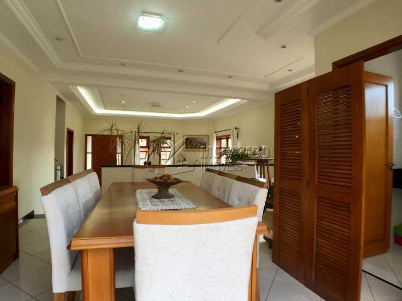 Sala de jantar - Casa 4 quartos à venda Itatiba,SP - R$ 659.000 - FCCA40117 - 5
