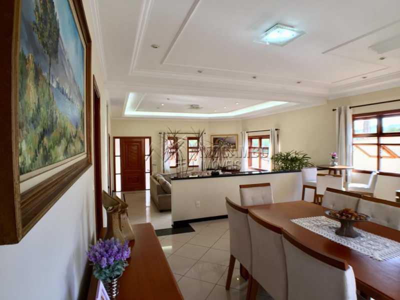 Sala de jantar - Casa 4 quartos à venda Itatiba,SP - R$ 659.000 - FCCA40117 - 6