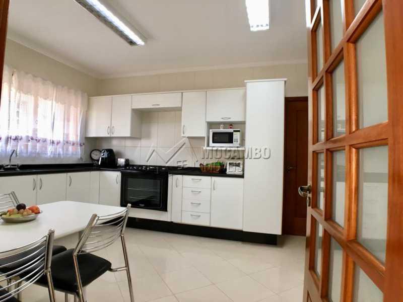 Cozinha planejada - Casa 4 quartos à venda Itatiba,SP - R$ 659.000 - FCCA40117 - 10