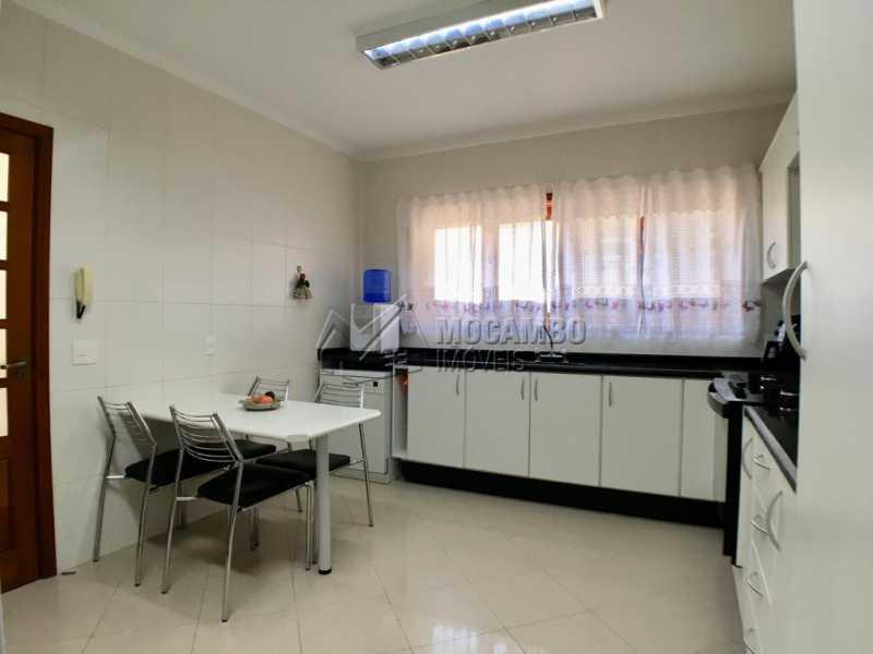 Cozinha planejada - Casa 4 quartos à venda Itatiba,SP - R$ 659.000 - FCCA40117 - 11
