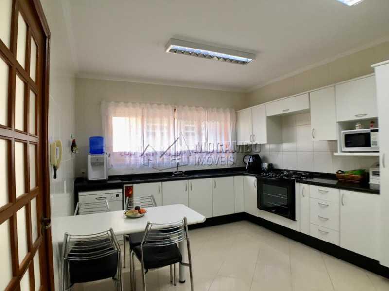 Cozinha planejada - Casa 4 quartos à venda Itatiba,SP - R$ 659.000 - FCCA40117 - 12