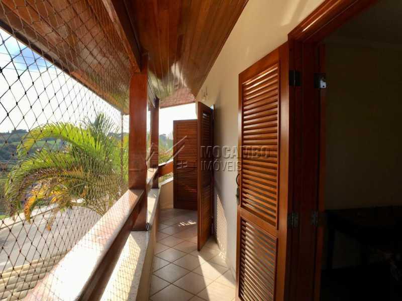 Varanda - Casa 4 quartos à venda Itatiba,SP - R$ 659.000 - FCCA40117 - 16