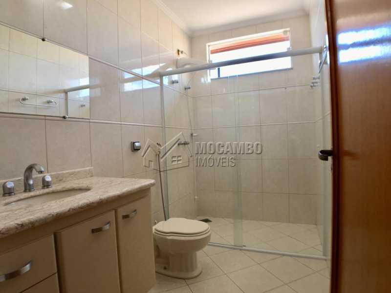 Banheiro social - Casa 4 quartos à venda Itatiba,SP - R$ 659.000 - FCCA40117 - 19