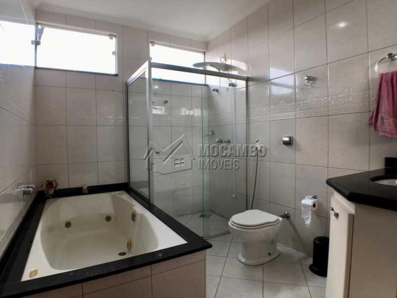 Banheiro suíte - Casa 4 quartos à venda Itatiba,SP - R$ 659.000 - FCCA40117 - 21
