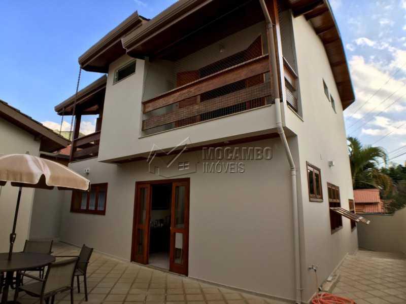 Área externa - Casa 4 quartos à venda Itatiba,SP - R$ 659.000 - FCCA40117 - 26