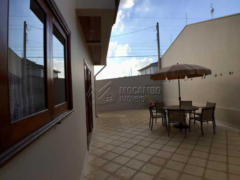 Quintal - Casa 4 quartos à venda Itatiba,SP - R$ 659.000 - FCCA40117 - 25